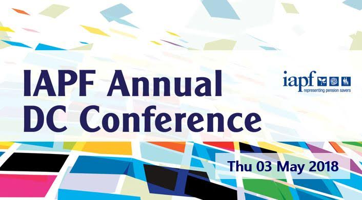 IAPF Investment Conference 'Investing for the Future'- Click here to book!
