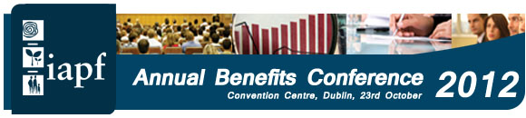 IAPF Annual Benefits Conference logo